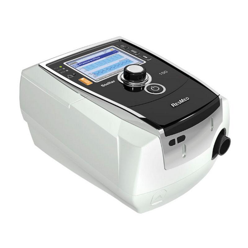 【呼吸支持-共抗肺炎】瑞思迈Stellar 100 有创/无创呼吸机急救转运呼吸机一体机 FDA认证 CE认证 可出口